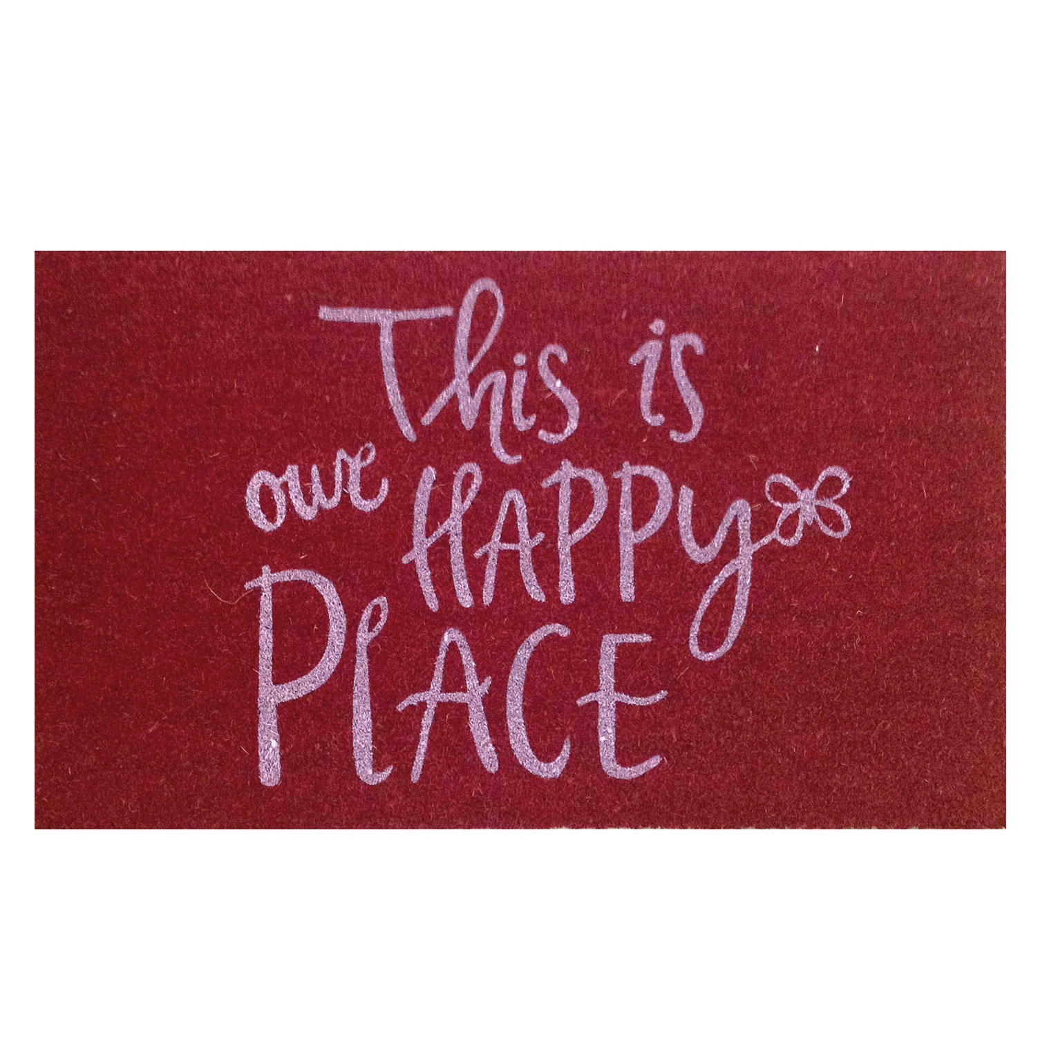 Rohožka-This is our happy place